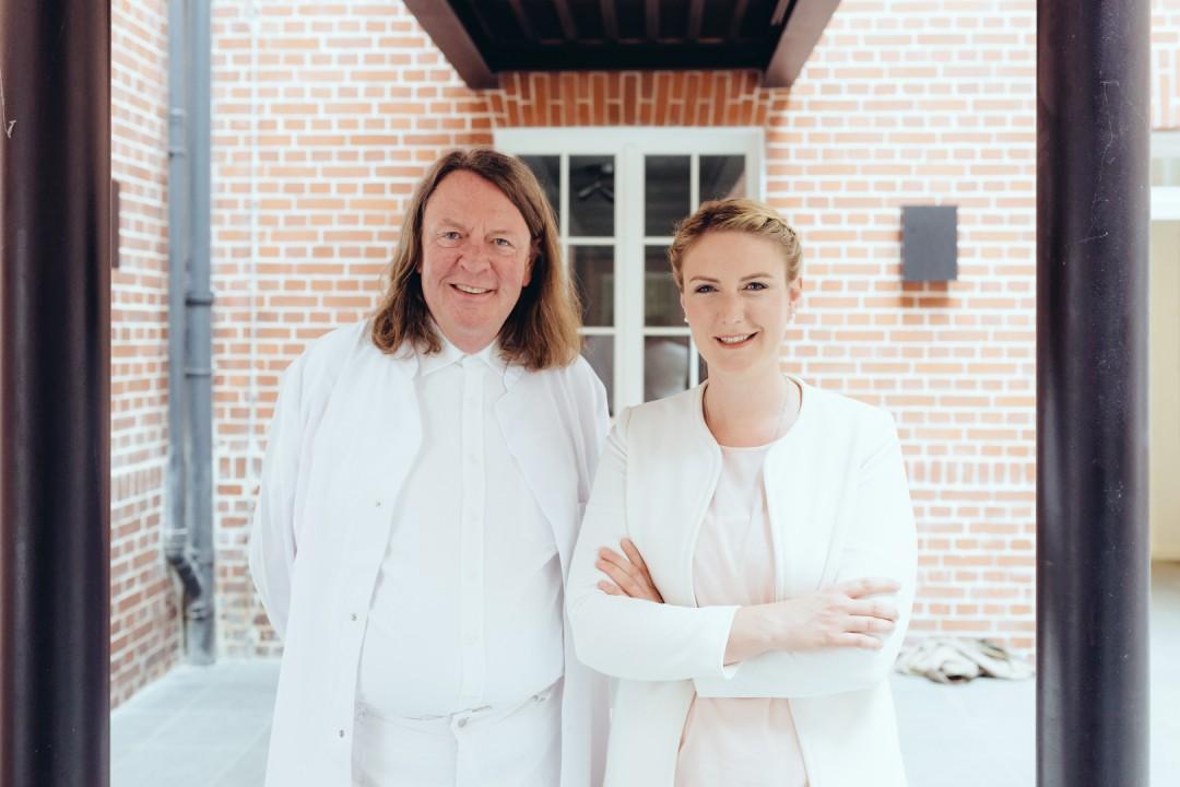 Ihre Therapeuten Martin Keymer und Dorothea Keymer